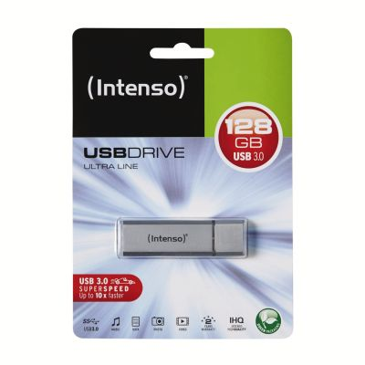 Intenso Ultra Line 128GB USB Drive 3.0_0